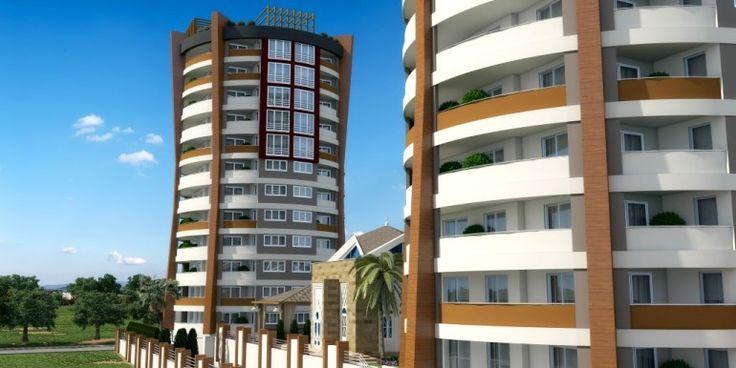 1+1 апартаменты в Алании www.malibu-invest.com