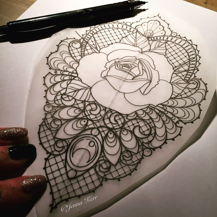 40 best drawings by jenna kerr images on pinterest tattoo designs design tattoos and tattoo art. Black Bedroom Furniture Sets. Home Design Ideas