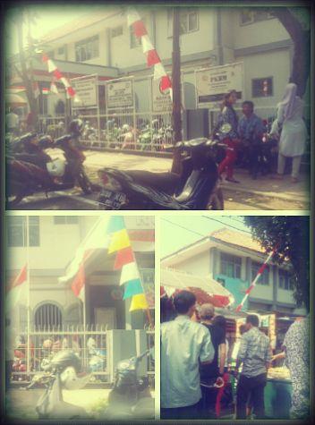 Twitter / teguhtriguna: @pulkam Silahturahmi di balik teralis besi. Antrian maaf di depan Gerbang Rutan Kelas 1 Cirebon. #Pulkam5 #Agustus pic.twitter.com/uZRnZyxyyE