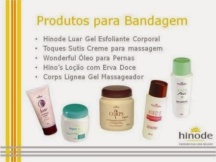 HINODE VENDAS DIRETAS: REDUÇÃO DE MEDIDAS COM HINODE