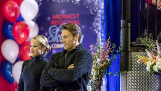 "Don't fret if you think your Saturday night Hallmark Channel film days are over, just because Christmas has come and gone. It's time to for the network's WinterFest 2017, a January movie event that begins with ""Love on Ice"". Starring Julie Berman, Andrew Walker and Gail O'Grady, ""Love on Ice"" airs Saturday night January 7 ... Read more"