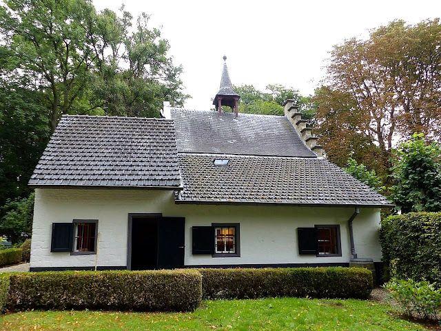 Wandelen bij Schin op Geul (Limburg)