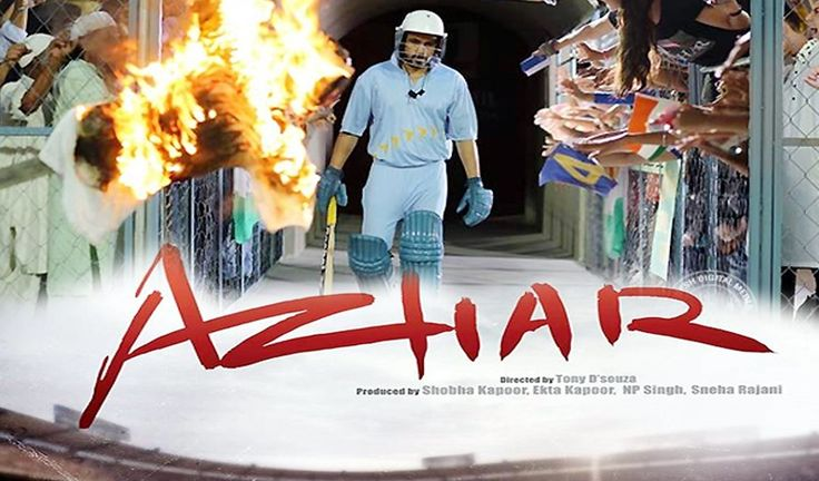 Nargis Fakhri Has Been Signed To Play Sangeeta Bijlani's Role In Azharuddin Biopic. American beauty turned Bollywood actress Nargis Fakhri has also been signed for playing Sangeeta Bijlani's role in the Azharuddin Biopic.