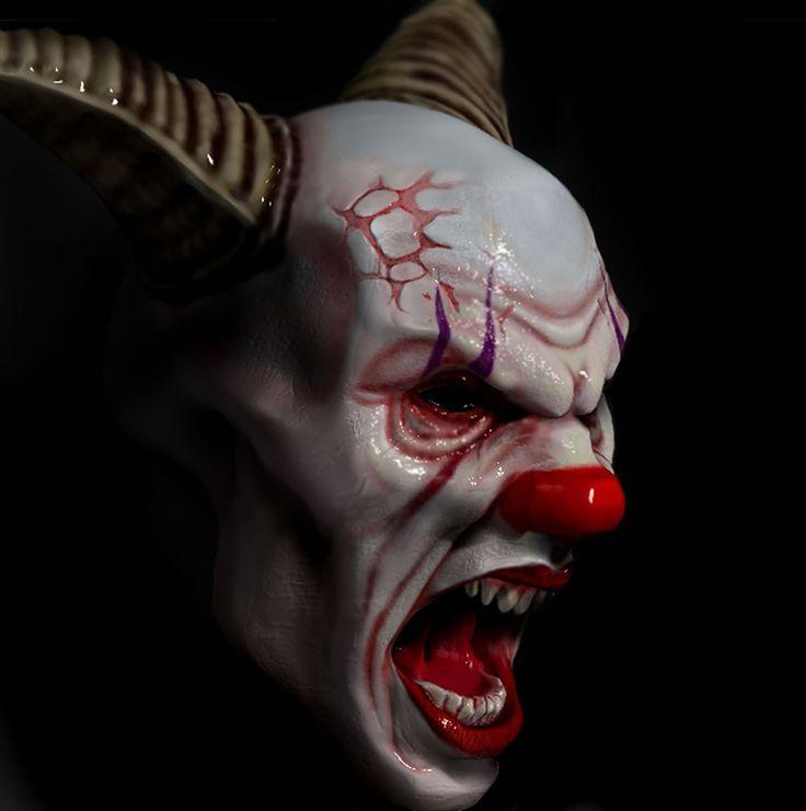 clown | creepy clown