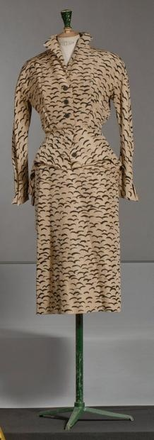 Jacques Griffe  Haute couture circa 1948/1950
