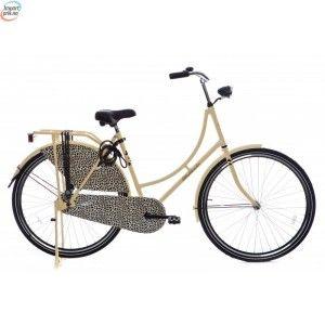 Highlander Traditional Brown Tiger - Klassisk Dutch Bike kr 3 584,00