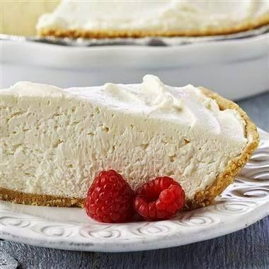 Low Fat Cheesecake Recipe, No-Bake