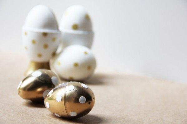 golden paint & tea egg
