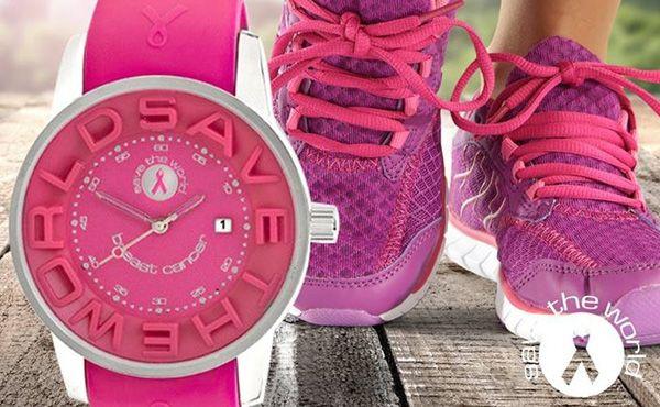 Save The World – vyhrajte hodinky podľa vlastného výberu.