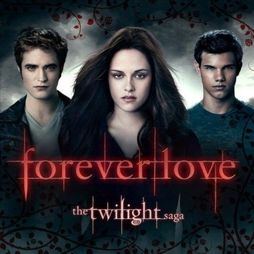 Various Artists - The Twilight Saga: Forever Cd