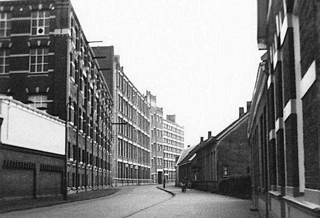 Lage Bothof Enschede (jaartal: 1960 tot 1970) - Foto's SERC