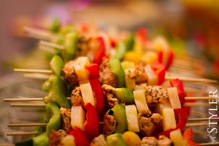 Menu na imprezę - pomysł na przystawki, przystawki na imprezę #przystawki #przepis #kuchnia #superstyler #blog