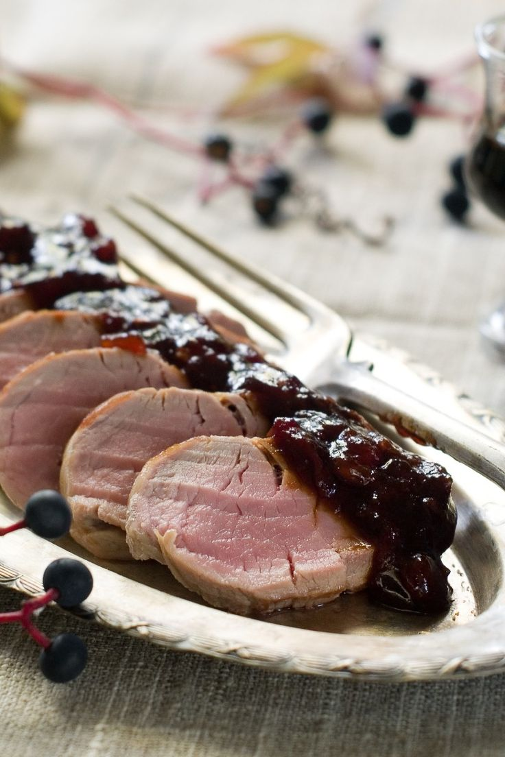 Slow Cooker Cranberry Pork Recipe - 10 Minute Prep Time and Only 4 ...