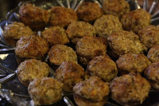 The Food Gospel According to Ruth: The Pioneer Woman's Stuffed Mushrooms