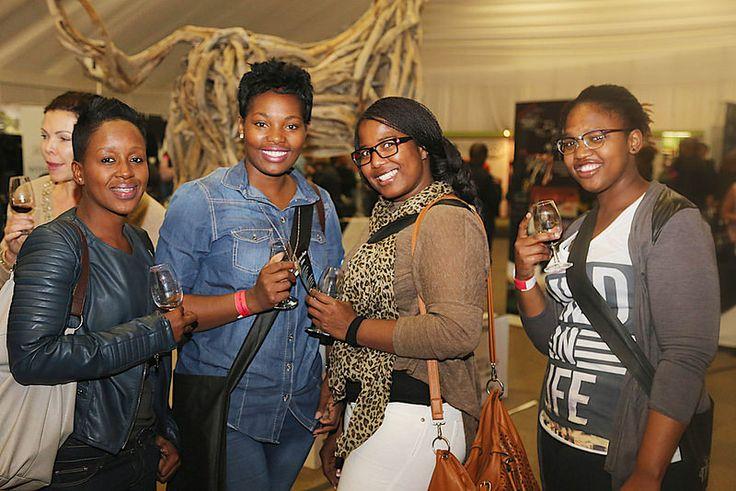 Tlaki, Mbali, Thembekile and Zonke join the #10YearsInSoweto celebrations.