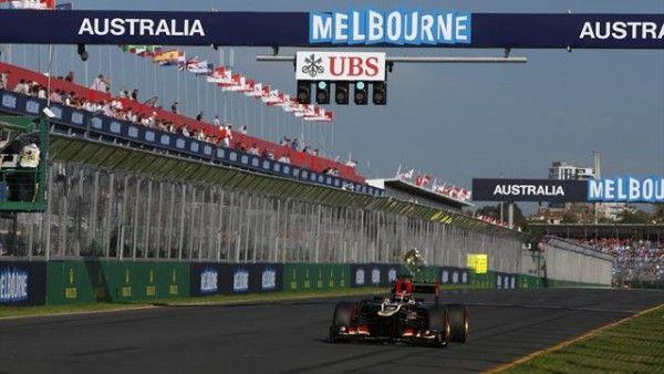 Grand-Prix de Formule 1 d'Australie, point météo