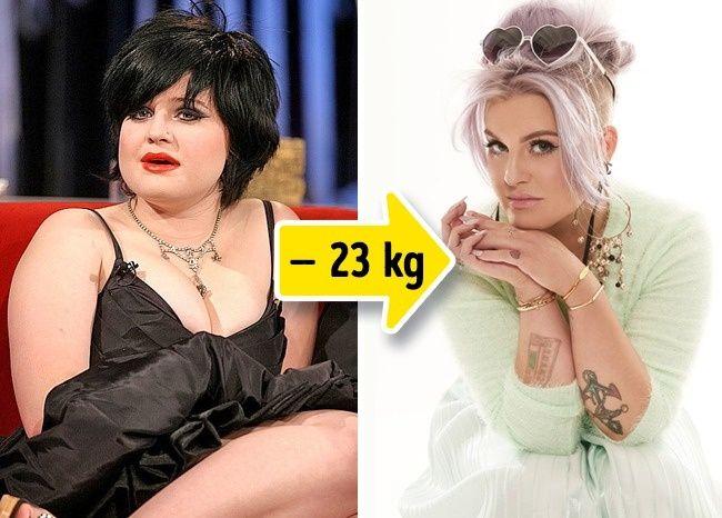 kelly osbourne pierdere în greutate)