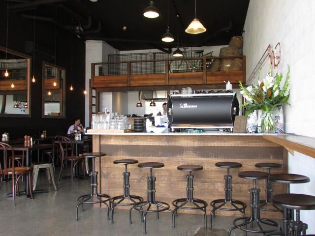 Restaurant cafe bar hospitality industrial interior design for Interior design inspiration industrial