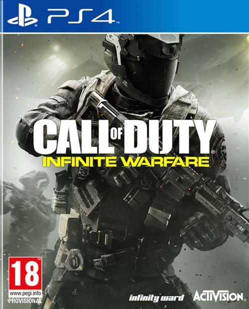 Call of Duty: Infinite Warfare                                                                                                                                                                                 More