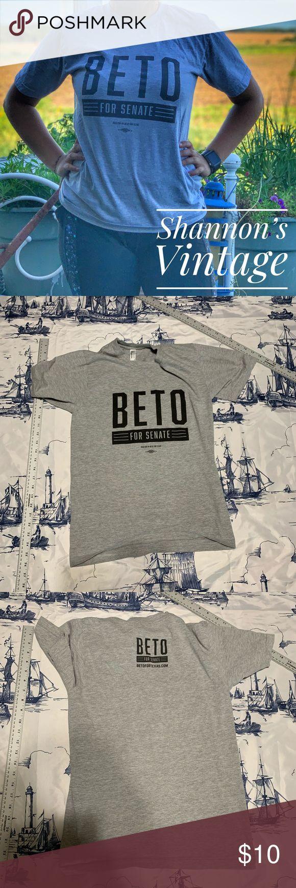 Beto for Senate Small Tee A11 Beto for Senate Smal…