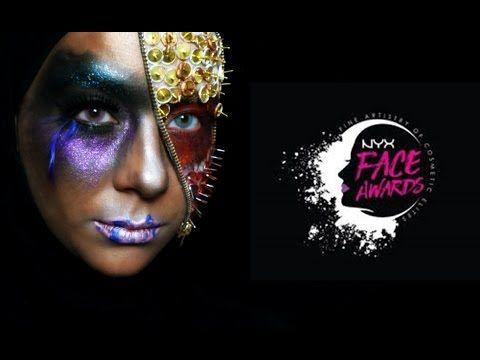''MADNESS OF BEAUTY'' │ NYX Face Awards Türkiye 2017 Katılım Videosu