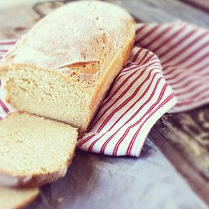 Farmhouse Milk Bread by Imen McDonnell. | Traditional, wholesome, homemade milky bread.