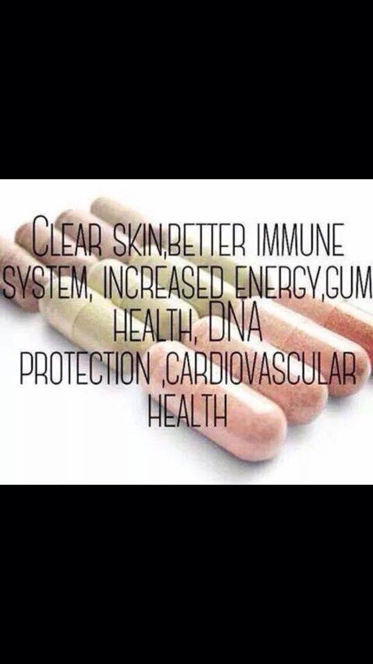 Amazing nutrition supplement for clean living... Juice plus + capsules. 100% organic fruit & veg. Love, love love!!