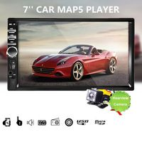 7018B 2 DIN 7 Inch Bluetooth Audio In Dash Touch Screen Car radio Car Audio Stereo MP3 MP5 Player USB Support for SD/MMC https://app.alibaba.com/dynamiclink?touchId=60576947306
