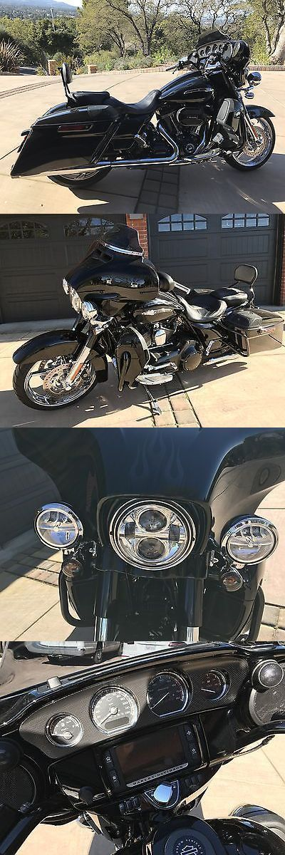 Motorcycles: 2015 Harley-Davidson Touring 2015 Street Glide Cvo 117 Cubic Inch Mint BUY IT NOW ONLY: $32500.0 #harleydavidsonbaggerroadking #harleydavidsonstreetroadking