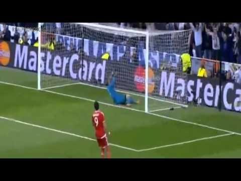 #realmadrid #garethbale  #halamadrid #BayernMunich Winning GOAL Karim Benzema Real Madrid 1-0 Bayern Munich 23/04/2014 Cham...