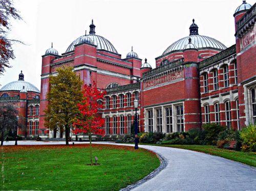 Aston Webb Building, University of Birmingham