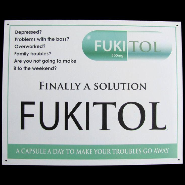 details about fukitol prescription drug medicine funny