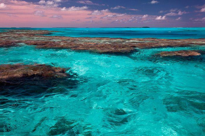 A remote corner of Aitutaki, Cook Islands