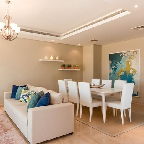 Drawdeck: New show home by Interiorradubai with artwork provided by one of our Marketplace artists (Melanie Graham) in a large bespoke size!