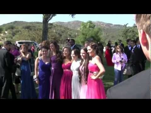 For my sons high school prom in May of 2012, they all gathered at a nearby park so parents could take photos and videos. Here's a short highlight reel from that day.- http://www.brucesallan.com/2012/07/04/agoura-high-school-prom-dad-22/