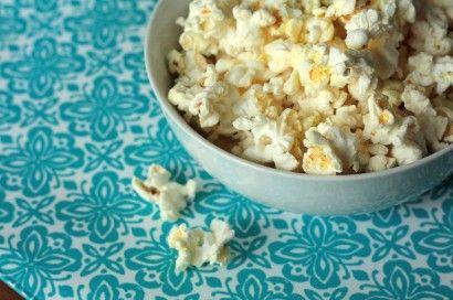 White Cheddar Popcorn | Tasty Kitchen: A Happy Recipe Community!