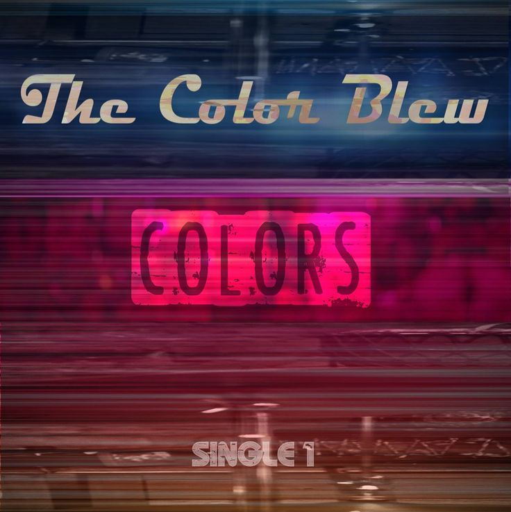 https://www.reverbnation.com/thecolorblew New Single