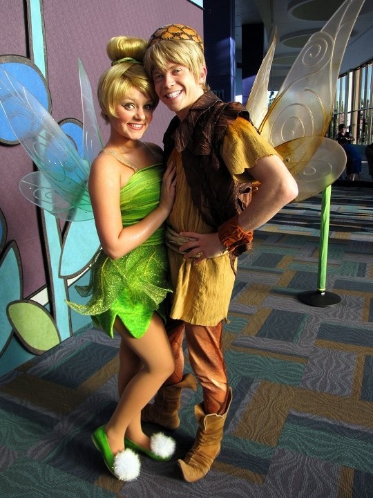 Found on flickr comTinkerbell And Terence