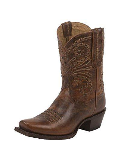 Tony Lama Womens Vaquero BajaVF6028 Western Boot Tan 95 B US * Want  additional info?
