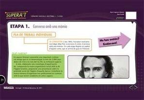 Supera't: entorno virtual de aprendizaje