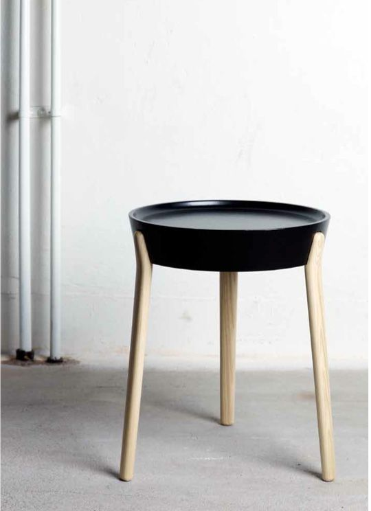 Side table by Luca Nichetto