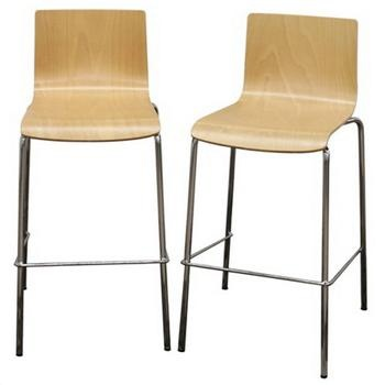 Wholesale Interiors - Ritz Stackable Molded Plywood Bar Stool (Set of 2): Plywood Modern, Ritz Moldings, Stools Sets, Plywood Bar, Interiors Ritz, Bar Stools, Modern Barstool, Moldings Plywood, Barstool Sets