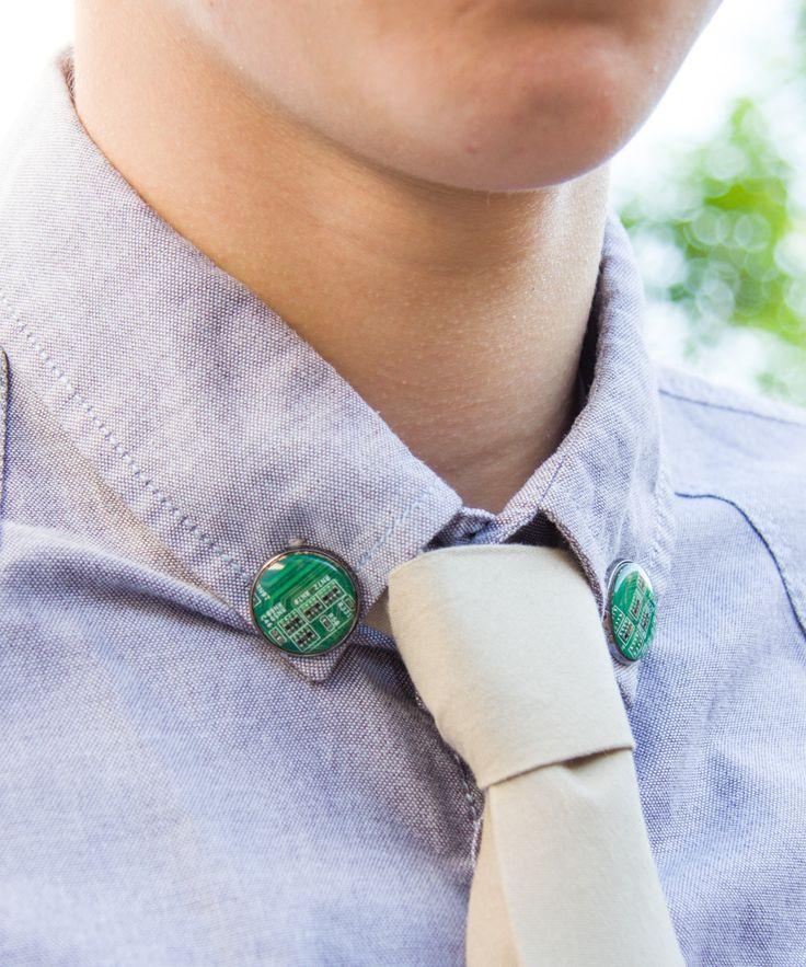 Circuit board tie pin