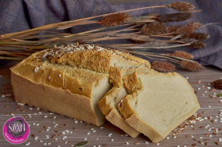 Light Paleo fehér kenyér recept és készítés videóval ~ Éhezésmentes Karcsúság Szafival
