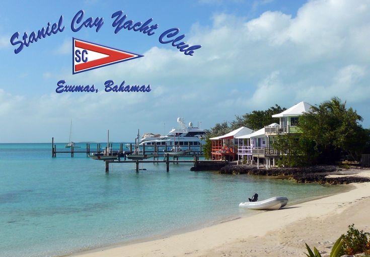 Staniel Cay, Exumas & Thunderball Cay