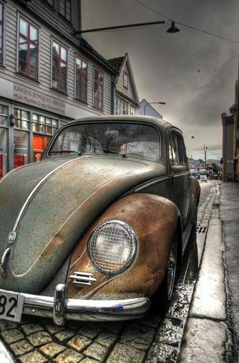 #VW #Beetle Rust Bug #ValleyMotorsVW