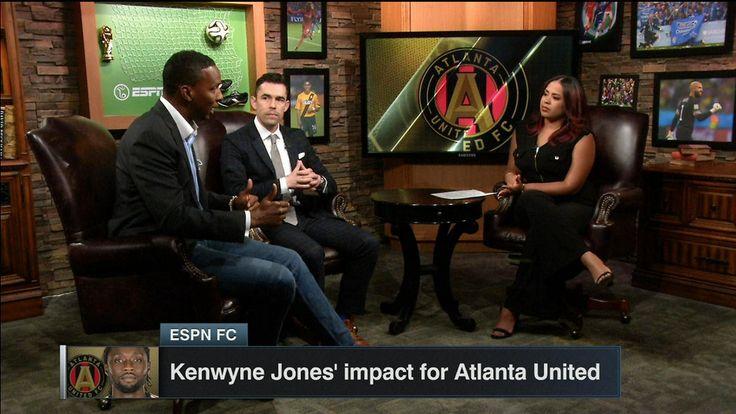 Caribbean Corner: Kenwyne Jones' role in Atlanta