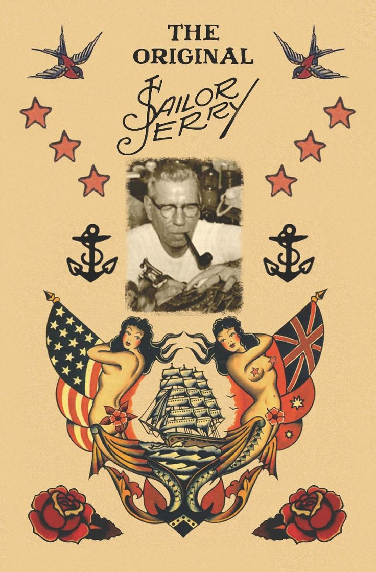 16 best Sailor Jerry images on Pinterest | Sailor jerry tattoos ...