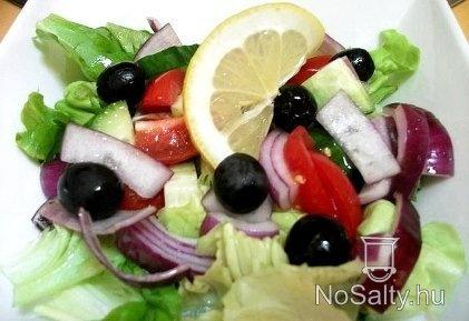 Nyári üditő saláta http://www.nosalty.hu/recept/nyari-udito-salata