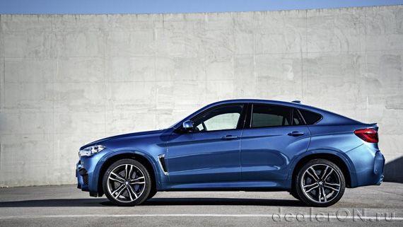 Кроссовер БМВ Х6М 2015 / BMW X6M 2015 – вид сбоку | Engine | Pinterest
